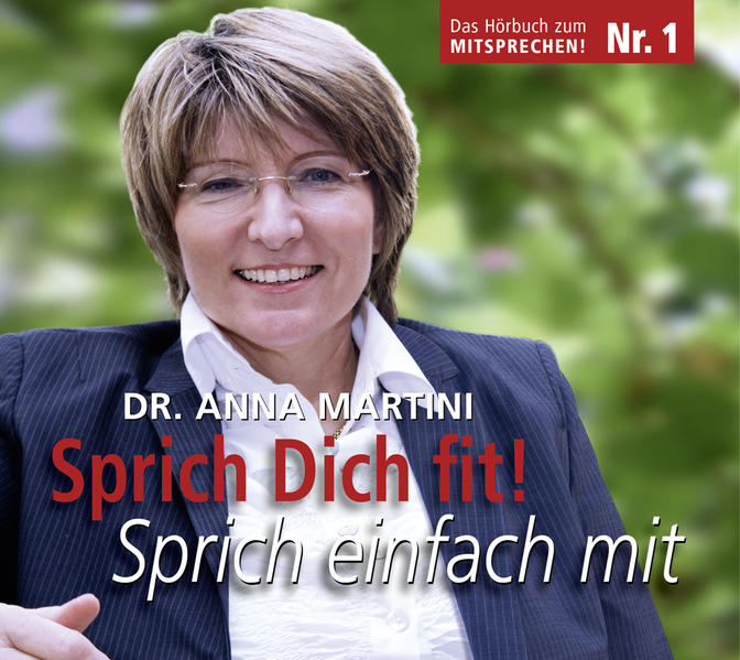 Sprich Dich fit! - Coverbild