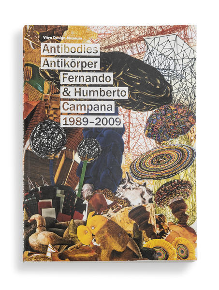 ANTIBODIES ANTIKÖRPER Fernando & Humberto Campana - Coverbild