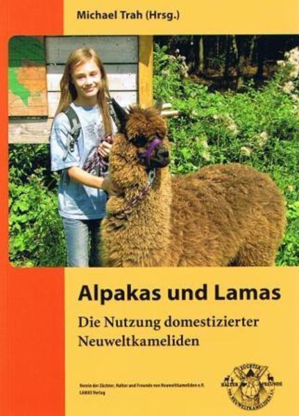 Alpakas und Lamas - Coverbild