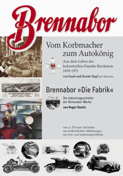 Brennabor - Coverbild