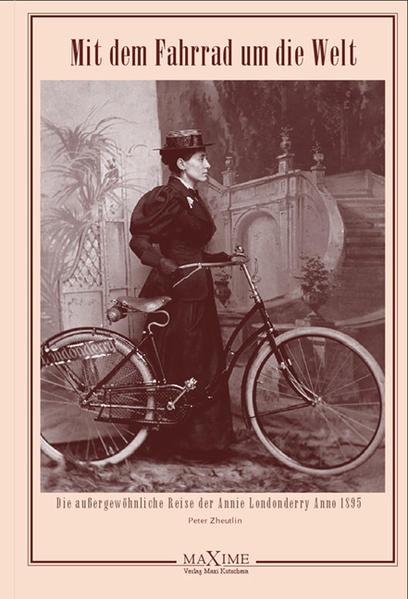 Mit dem Fahrrad um die Welt - Coverbild