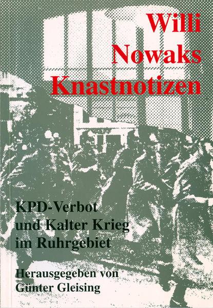 Willi Nowaks Knastnotizen - Coverbild