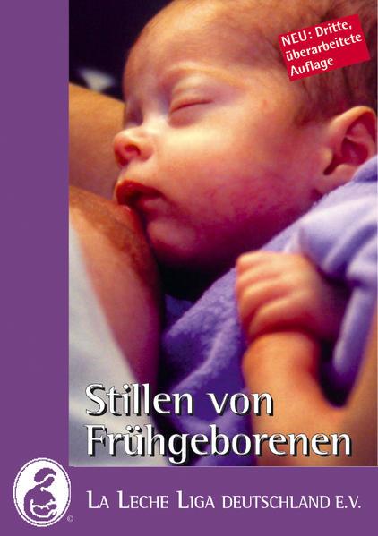 Stillen von Frühgeborenen - Coverbild