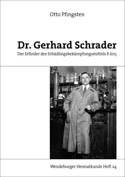 Dr. Gerhard Schrader - Coverbild