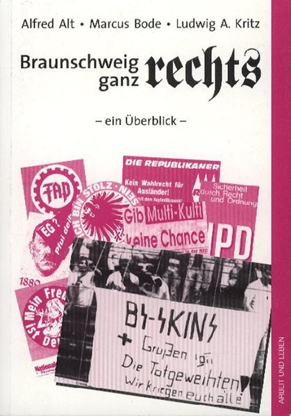 Braunschweig ganz rechts - Coverbild