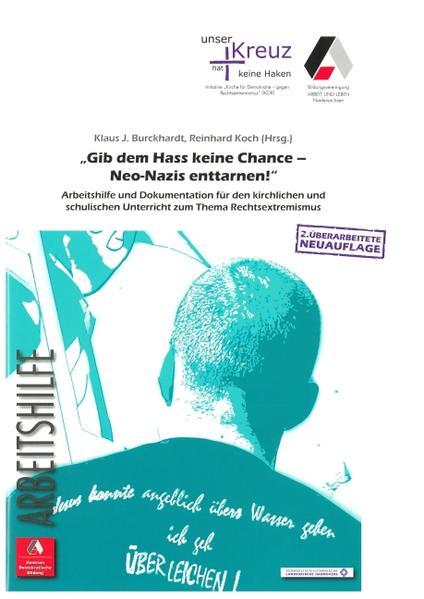 Gib dem Hass keine Chance - Neo-Nazis enttarnen! - Coverbild
