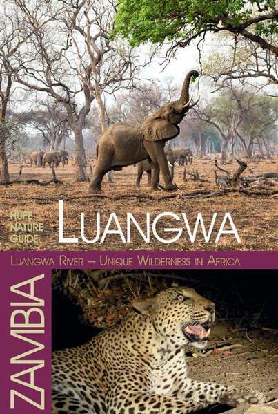 Luangwa River – Unique Wilderness in Africa - Coverbild