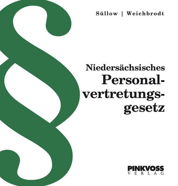 Personalvertretungs-und Gleichstellungsrecht in Niedersachsen - Coverbild