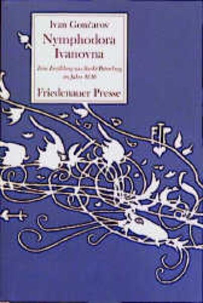 Nymphodora Ivanovna - Coverbild