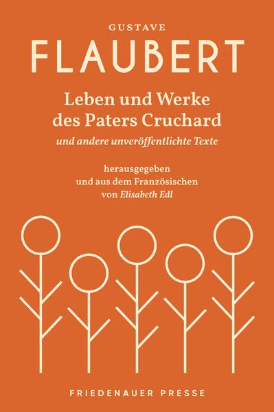 Leben und Werke des Paters Cruchard und weitere unveröffentlichte Texte - Coverbild