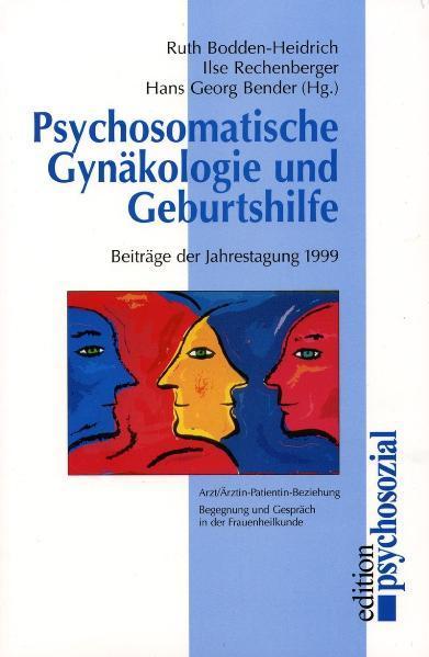 Psychosomatische Gynäkologie und Geburtshilfe - Coverbild