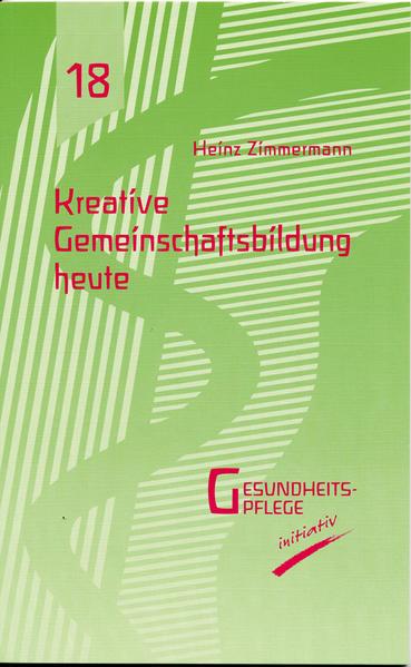Kreative Gemeinschaftsbildung heute - Coverbild