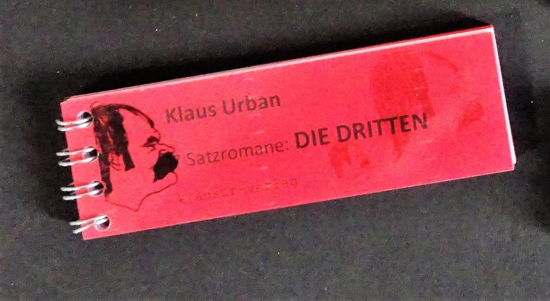 DIE DRITTEN - Coverbild