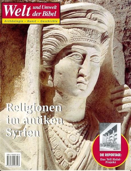 Welt und Umwelt der Bibel / Religionen im antiken Syrien - Coverbild