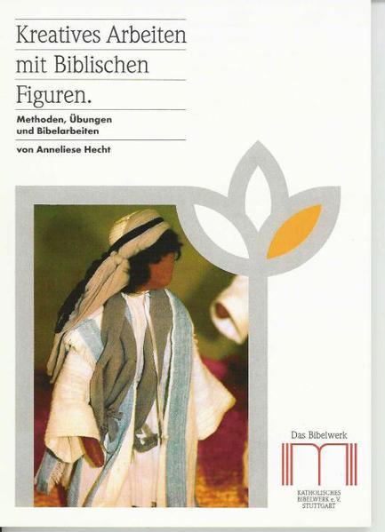 Kreatives Arbeiten mit Biblischen Figuren - Coverbild