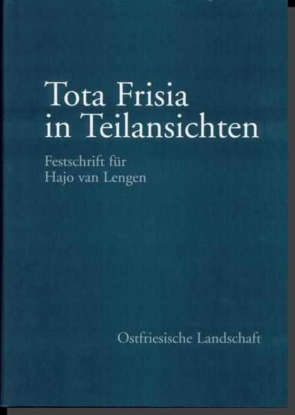Tota Frisia in Teilansichten - Coverbild