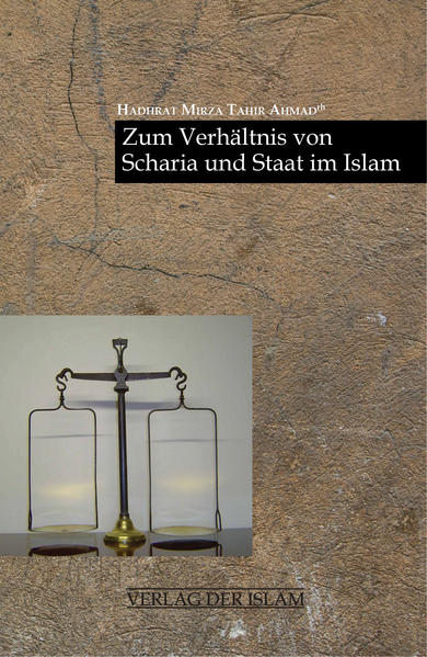 Zum Verhältnis von Scharia und Staat im Islam - Coverbild