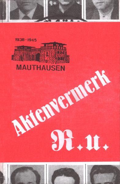 Aktenvermerk R.u. - Coverbild