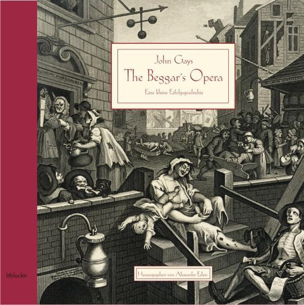 John Gays The Beggar's Opera - Coverbild