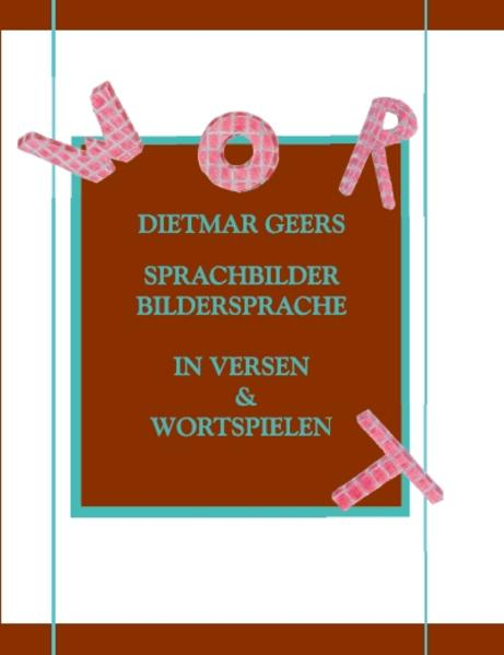 Sprachbilder, Bildersprache - Coverbild
