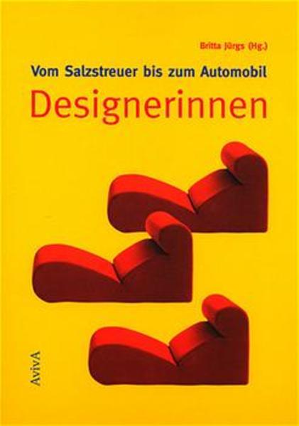 Vom Salzstreuer bis zum Automobil: Designerinnen - Coverbild