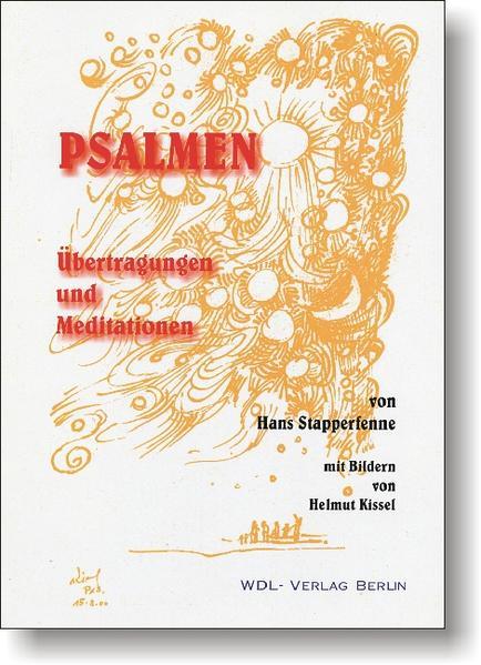 Psalmen-Übertragungen und Meditationen - Coverbild