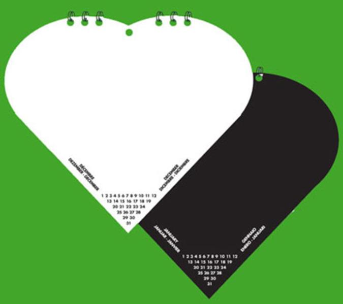 Herz Kalender - Coverbild