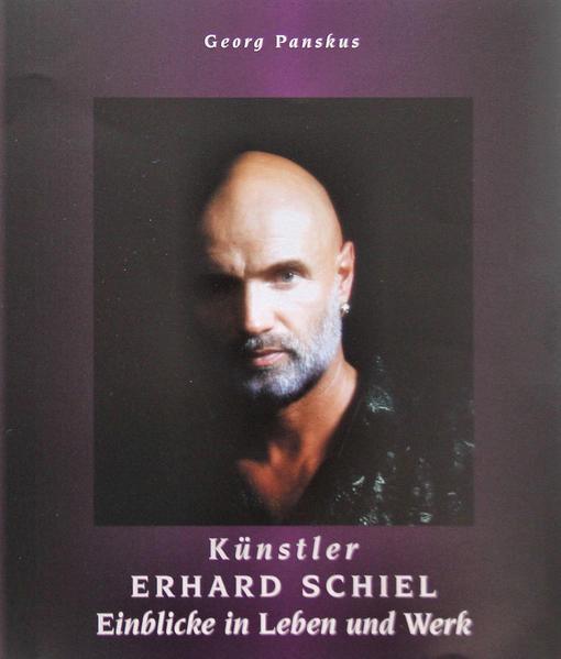 Künstler Erhard Schiel - Coverbild