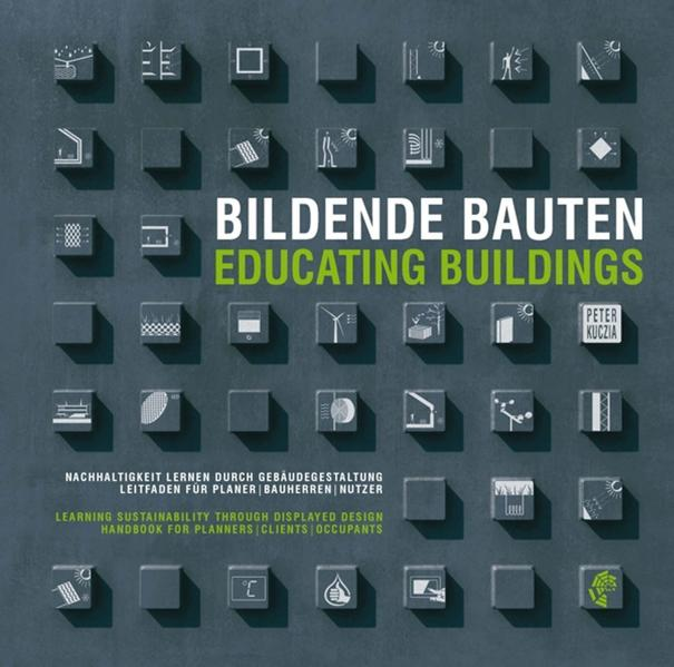 Bildende Bauten /Educating Buildings - Coverbild