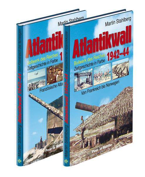 Atlantikwall 1942-44, Band I und II - Coverbild