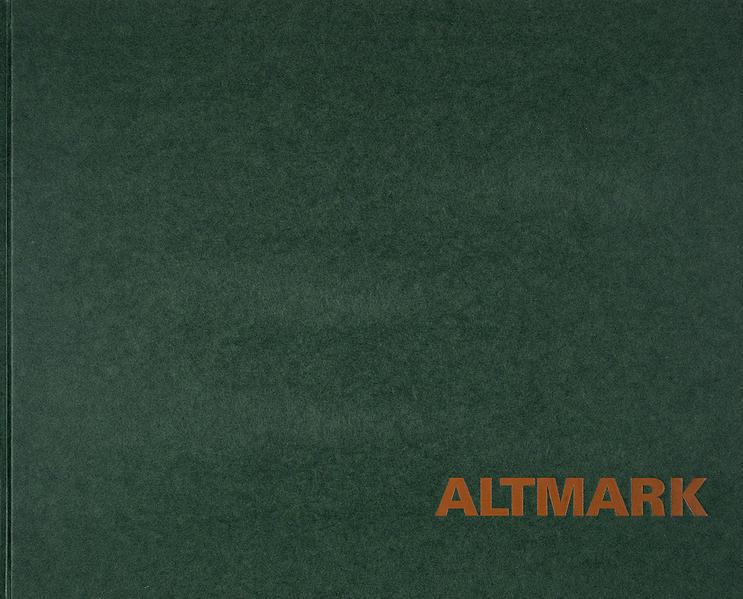 Altmark - Coverbild