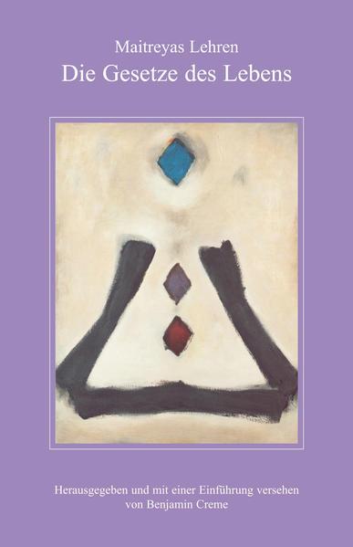 Maitreyas Lehren - Coverbild