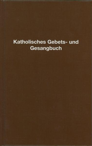 Katholisches Gebets- und Gesangbuch - Coverbild