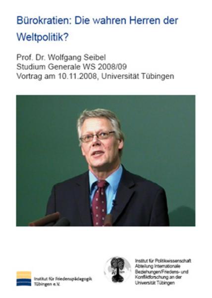 Bürokratien: Die wahren Herren der Weltpolitik? - Coverbild
