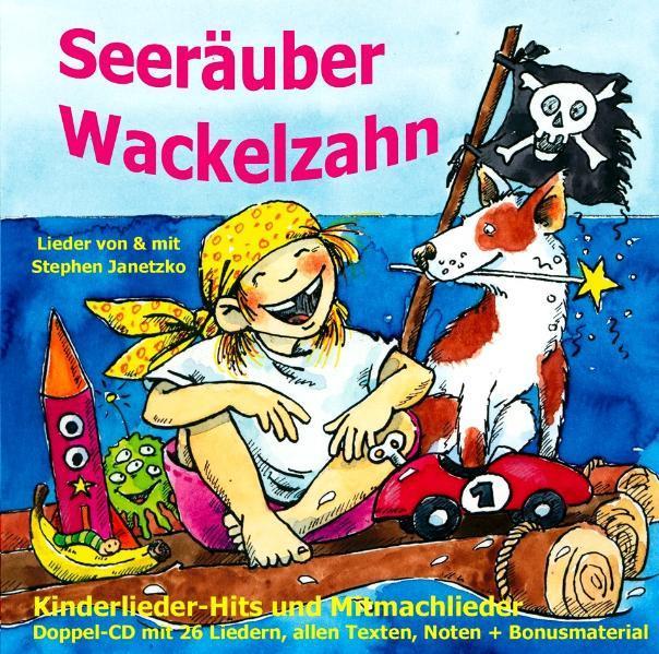 Seeräuber Wackelzahn - Coverbild