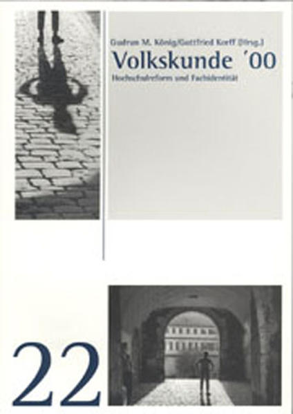 Volkskunde '00 - Coverbild