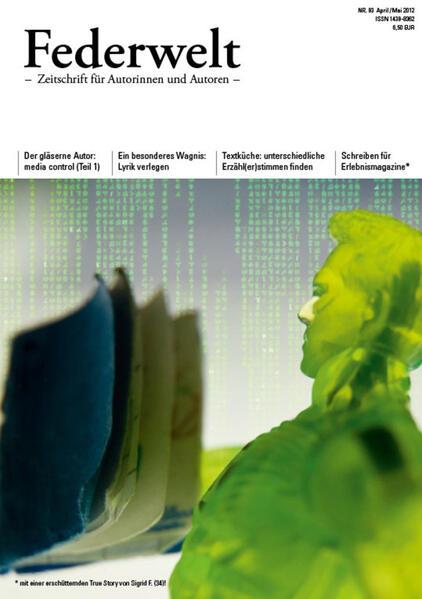 Federwelt 93 - Coverbild
