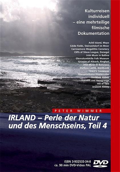 IRLAND - Perle der Natur und des Menschseins / IRLAND - Perle der Natur und des Menschseins - Coverbild
