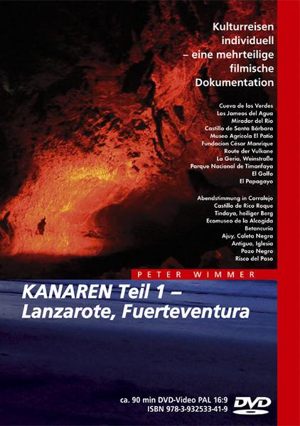 Kanaren / Lanzarote, Fuerteventura - Coverbild