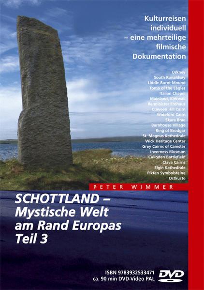 Schottland – Mystische Welt am Rand Europas, Teil 3 - Coverbild