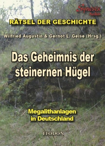 Das Geheimnis der steinernen Hügel - Coverbild
