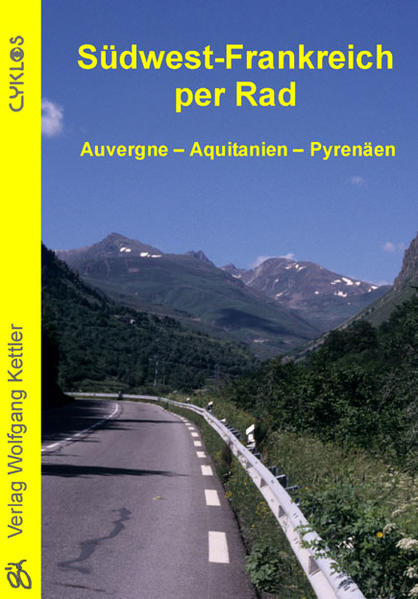 Südwest-Frankreich per Rad - Coverbild