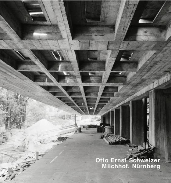 Otto Ernst Schweizer, Milchhof, Nürnberg - Coverbild