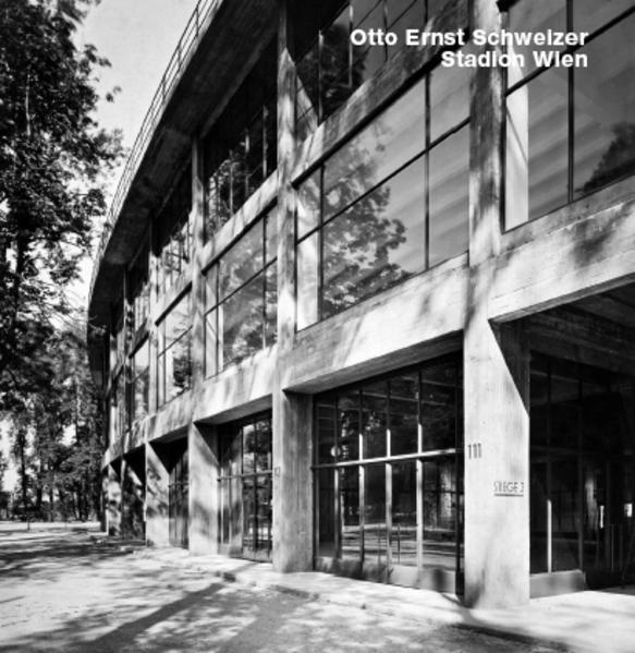 Otto Ernst Schweizer, Stadium in Vienna - Coverbild