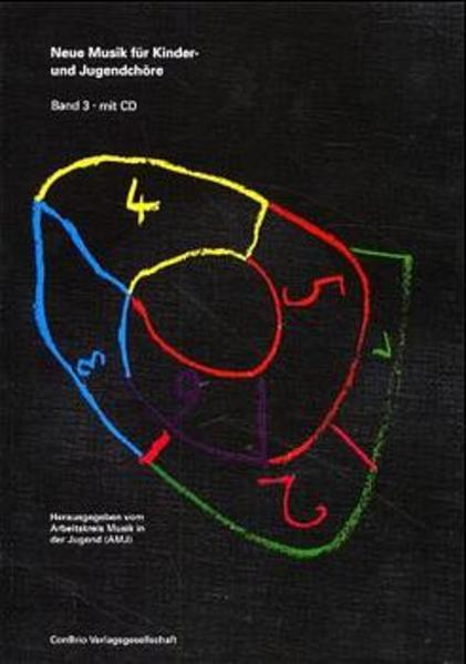 Neue Musik für Kinder- und Jugendchöre - Coverbild