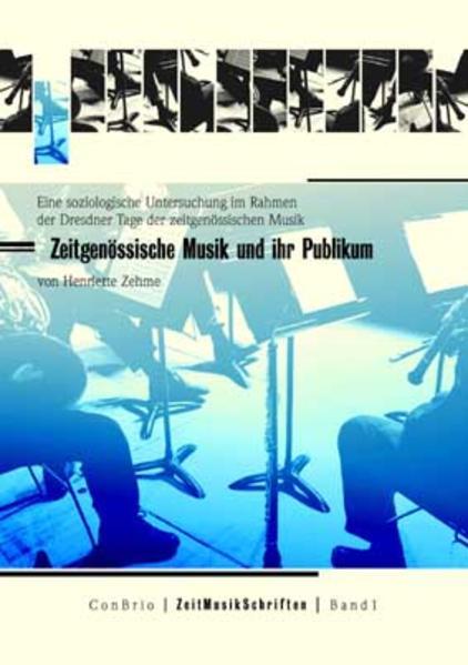 Zeitgenössische Musik und ihr Publikum - Coverbild
