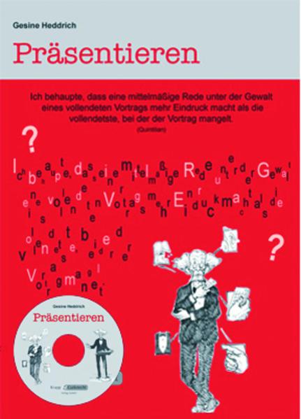 Präsentieren - Lehrerheft mit DVD - Coverbild