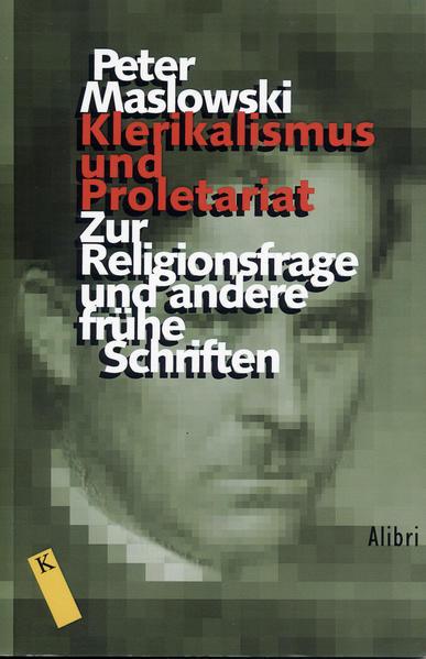 Klerikalismus und Proletariat - Coverbild