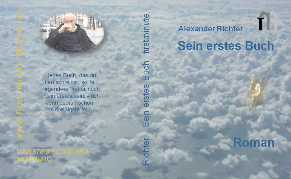 Sein erstes Buch - Coverbild