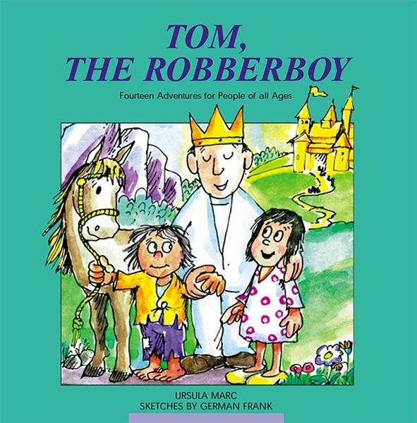 Tom the Robber Boy - Coverbild
